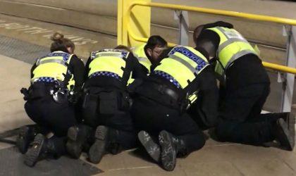 Manchester cible d'une attaque terroriste à quelques heures du passage à 2019