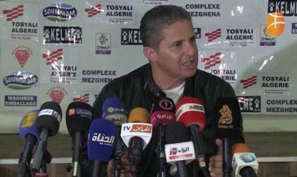 MC Oran : l'entraineur Belatoui insiste pour la qualification des nouvelles recrues