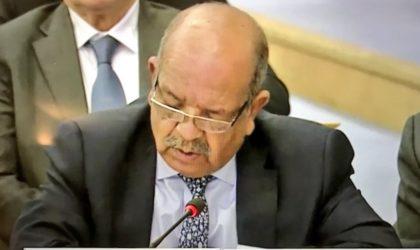 4e session du Dialogue stratégique algéro-américain
