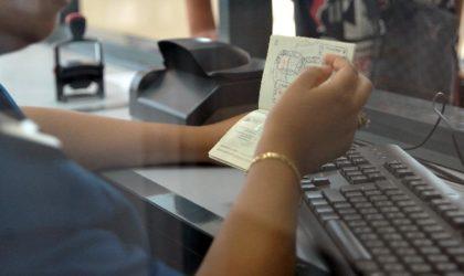 Nouveau classement mondial : le passeport algérien dégringole