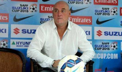Patrick Aussems (Simba) : «Faire le maximum pour battre la JSS»