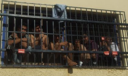 L'appel au secours de sans-papiers algériens emprisonnés en Grèce