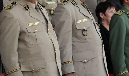 Les militaires à la retraite interdits de se présenter à l'élection présidentielle ?