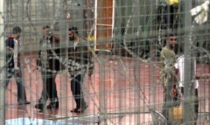 Palestiniens dans les geôles israéliennes : aggravation des violences faites aux prisonniers