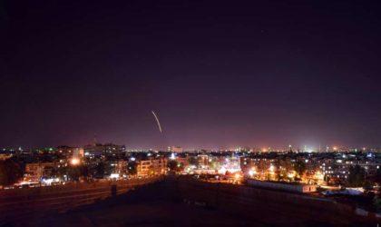 Syrie : la défense anti-aérienne intercepte des missiles de l'aviation israélienne