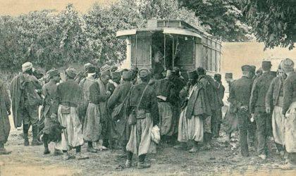 Les Algériens chez les Ch'tis ou la récompense d'un Poilu algérien de la guerre 14-18