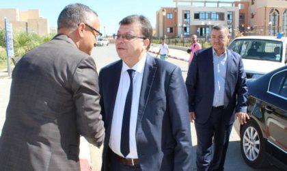 Le président de la République met fin aux fonctions du wali de M'sila