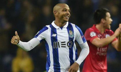 Brahimi contribue à la qualification de Porto en finale