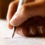 écrire Electrons