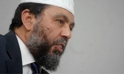 Comment l'islamiste Djaballah tente de camoufler l'échec de sa tentative avortée