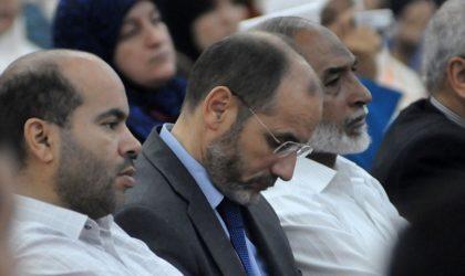 MSP : «Bouteflika n'est pas en mesure d'assurer un cinquième mandat»