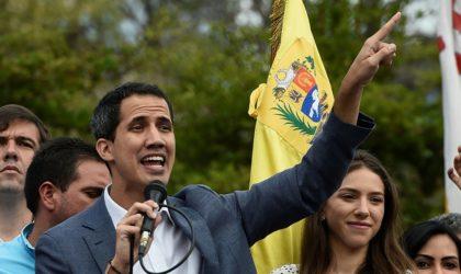 Venezuela : après Washington, Paris, Londres et Madrid reconnaissent Guaido comme président