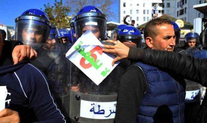 Résurgence du peuple algérien des geôles de l'histoire