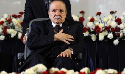 Bouteflika: «L'ANP a besoin d'un peuple conscient pour la protection du pays»