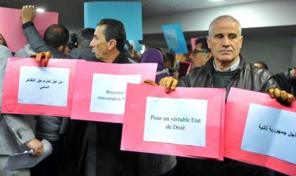 Les députés FFS protestent à l'APN contre le mépris à l'égard du peuple