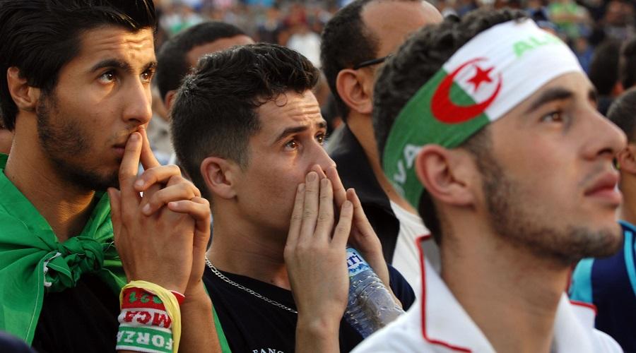 Algériens présidentielle