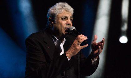 Enrico Macias : «Je rêve toujours de retourner chanter en Algérie !»