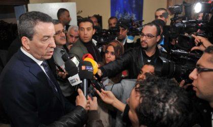 Deux communicants et un expert de l'organisation pour Bouteflika