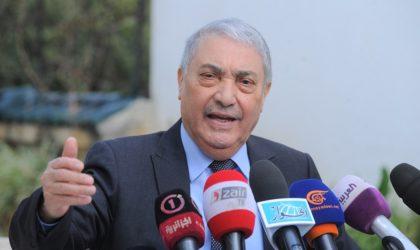 Ali Benflis réagit à la lettre de Bouteflika