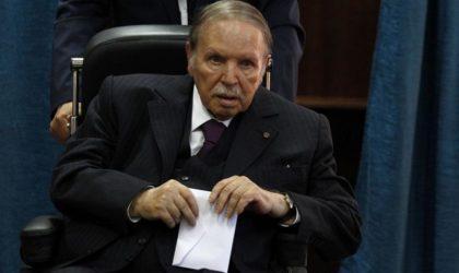 Trois éléments à retenir de l'annonce de la candidature du président Bouteflika