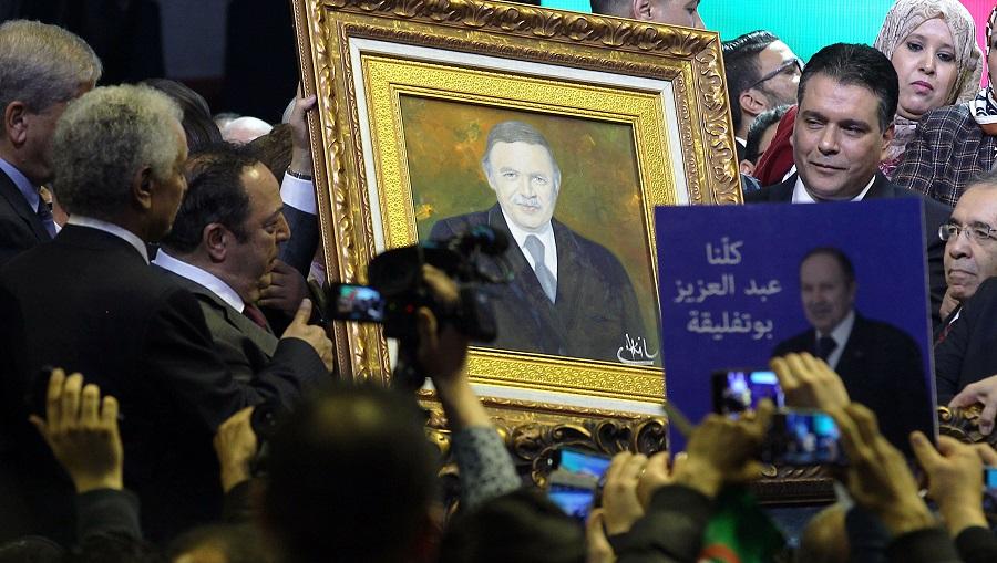 Bouteflika politique