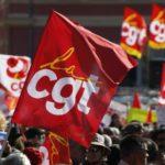 CGT Gilets jaunes grève