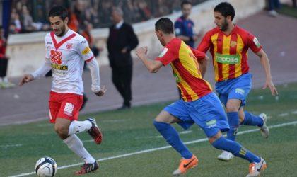 Coupe d'Algérie : la double confrontation CRB – NAHD au stade 5-Juillet