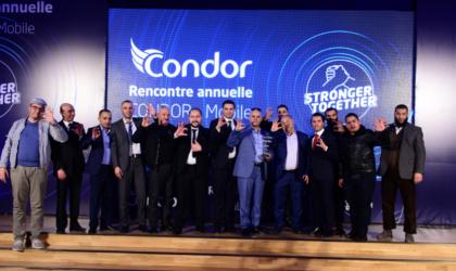 Condor honore ses clients et distributeurs en marge d'une cérémonie qui s'est tenue à Alger