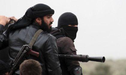 Un terroriste algérien tente de renverser le chef de Daech Abou Bakr Al-Baghdadi