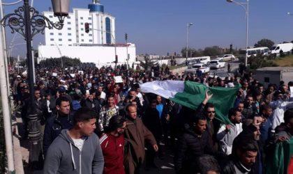 Manifestations dans plusieurs villes du pays contre le cinquième mandat