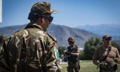 Les armées algérienne et marocaine côte à côte dans une manœuvre militaire