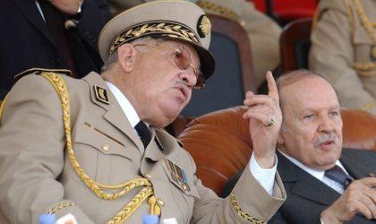 Les élucubrations d'un journal tchadien sur Bouteflika et Gaïd-Salah