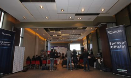 Condor sponsor gold des Algerian Web Awards 2019