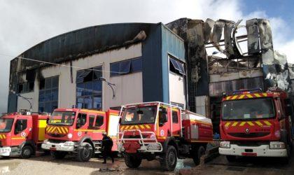 L'imprimerie d'El-Khabar et El-Watan à Constantine ravagée par un incendie