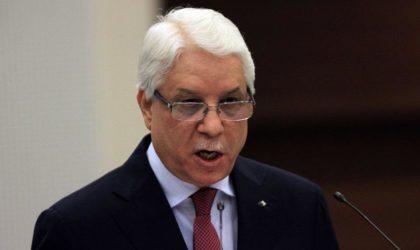 Louh défie à nouveau Ouyahia et accuse des responsables sans les nommer