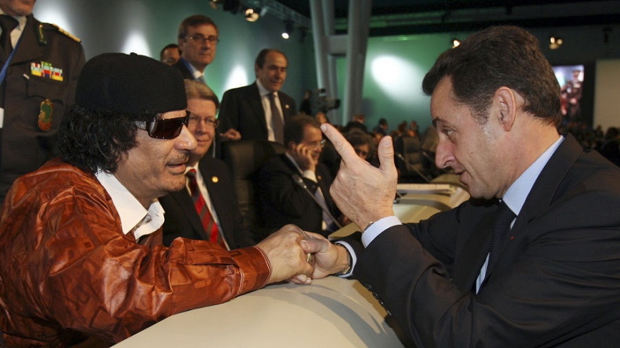 Kadhafi assassinat