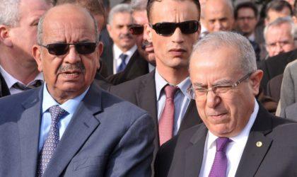 Une source autorisée : «Il n'y a aucune rivalité entre Messahel et Lamamra»