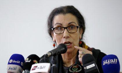 Le PT décide d'intensifier sa campagne pour la libération de Louisa Hanoune