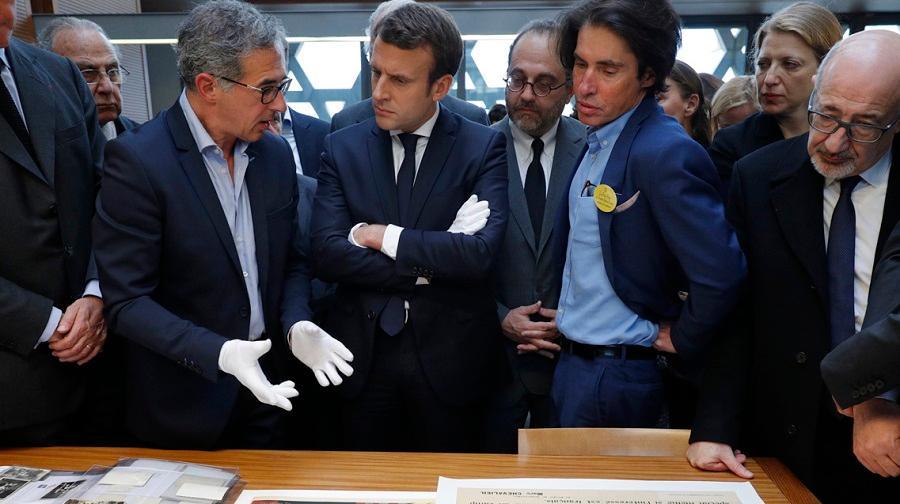 Macron concentration