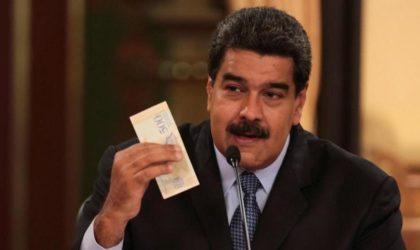 Quand Nicolas Maduro fait une leçon de morale au puissant Donald Trump