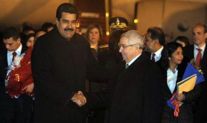 Un journal péruvien : «Maduro pense s'exiler en Algérie en cas de chute»