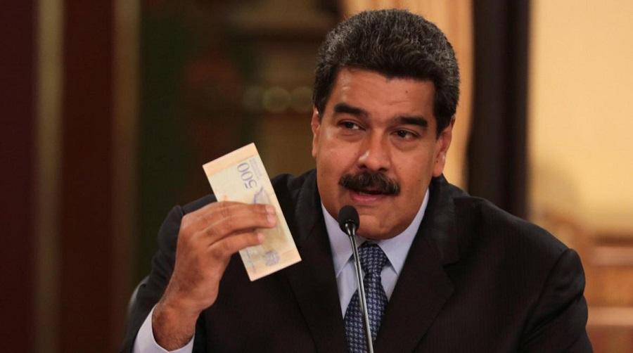 Maduro Maison-Blanche