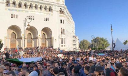 Le FFS appelle à une participation massive aux manifestations