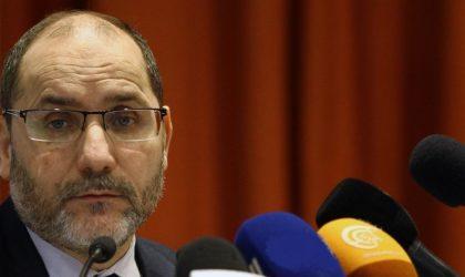 Selon des sources internes au MSP : Mokri va se retirer de la présidentielle