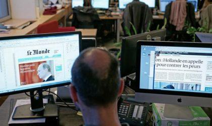Le Monde : ce journal parasite français qui ose nous donner des leçons