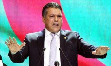 APN : les députés FLN envahissent le bureau de Mouad Bouchareb