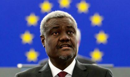 L'UA réitère son appui au processus de règlement du conflit du Sahara Occidental