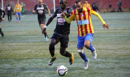 Coupe de la CAF : le NAHD arrache le nul face au Zamalek