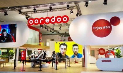 Ooredoo présente le taxi volant 5G au Congrès mondial du mobile 2019