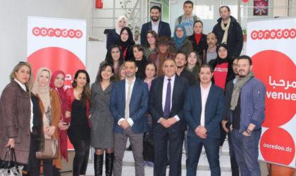 65e session de formation du Club de Presse Ooredoo : la protection de la vie numérique